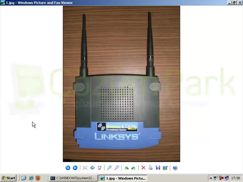Linksys Access Point Kurulumu