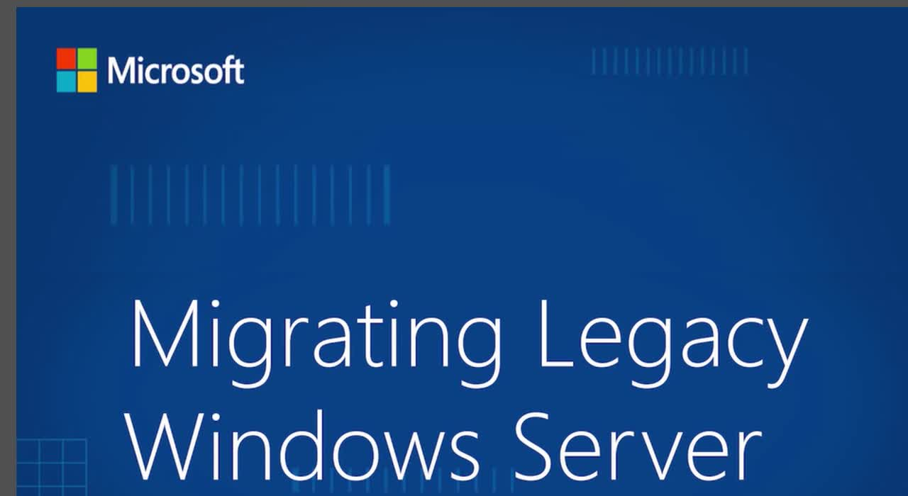 DFS Workload Migration From Windows Server Legacy To Windows Server 2012 R2