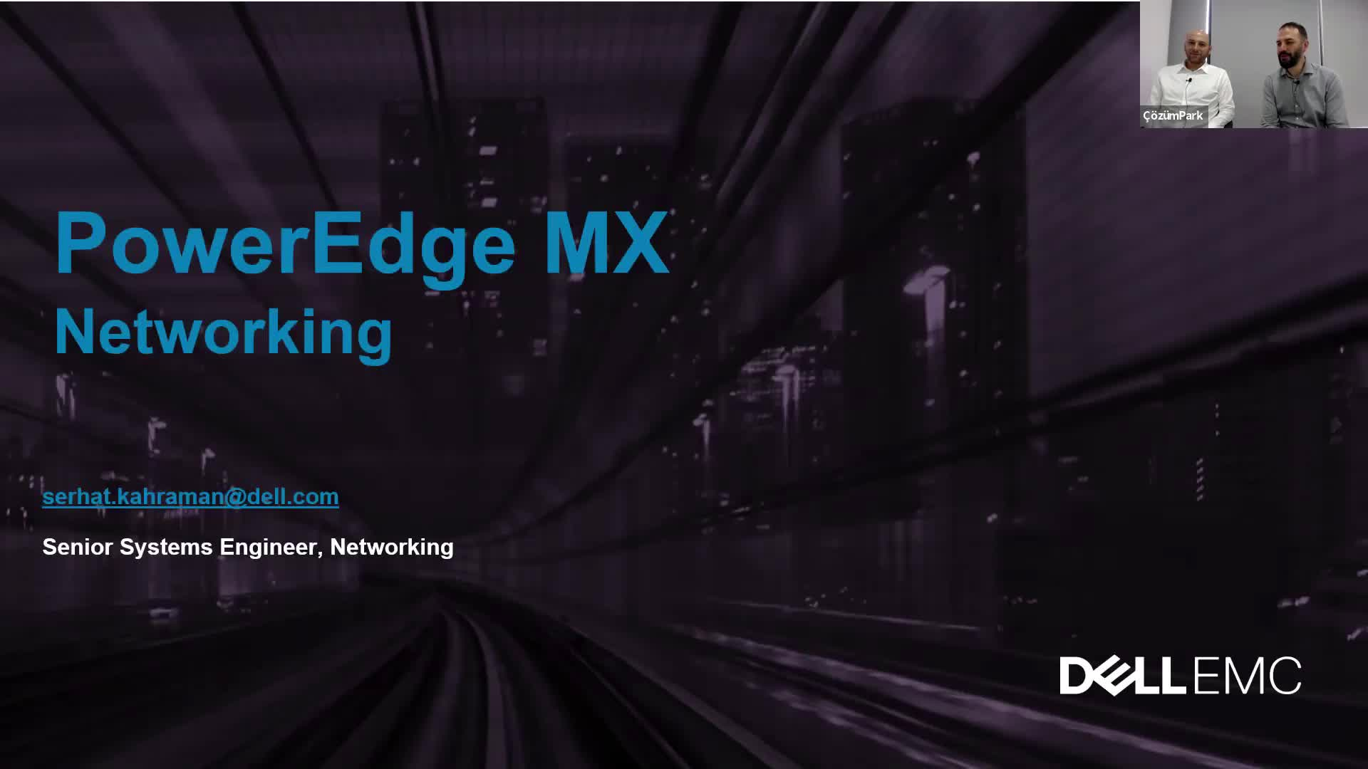 Dell PowerEdge MX Kinetic - Network altyapısı