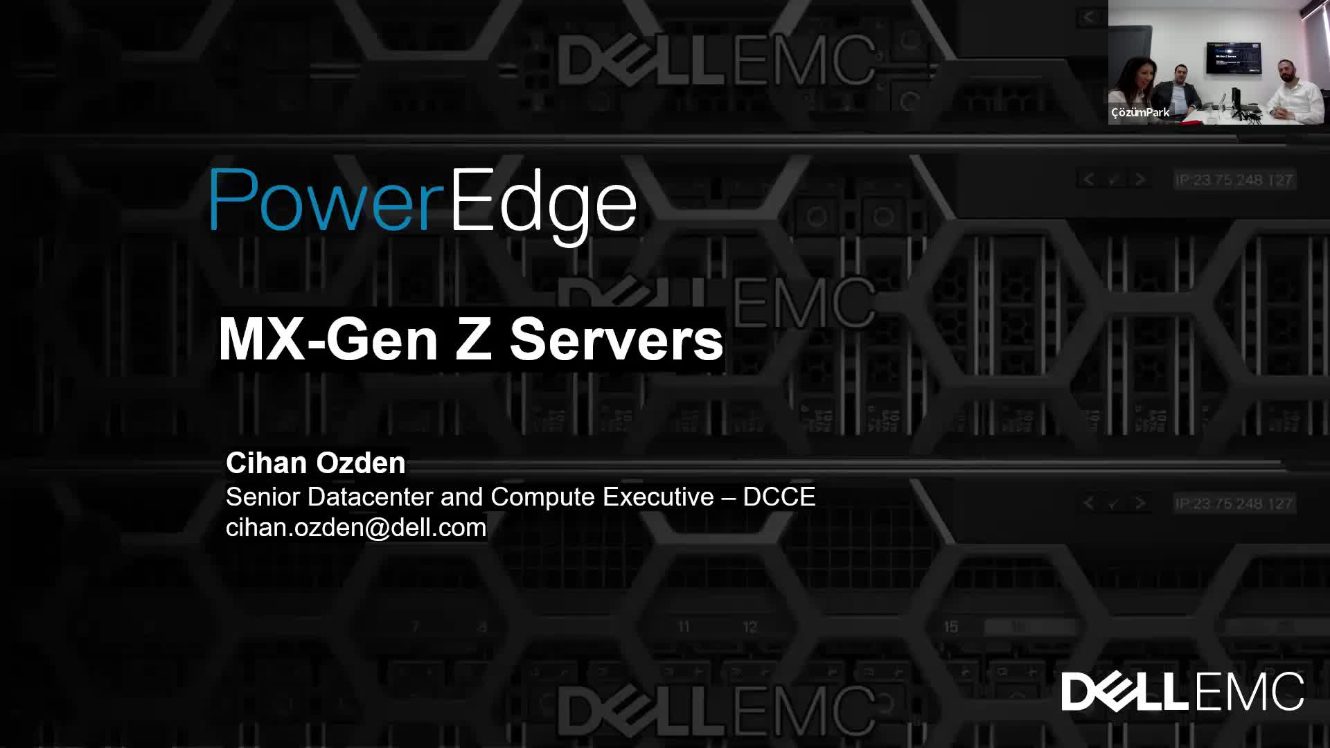 Dell PowerEdge MX