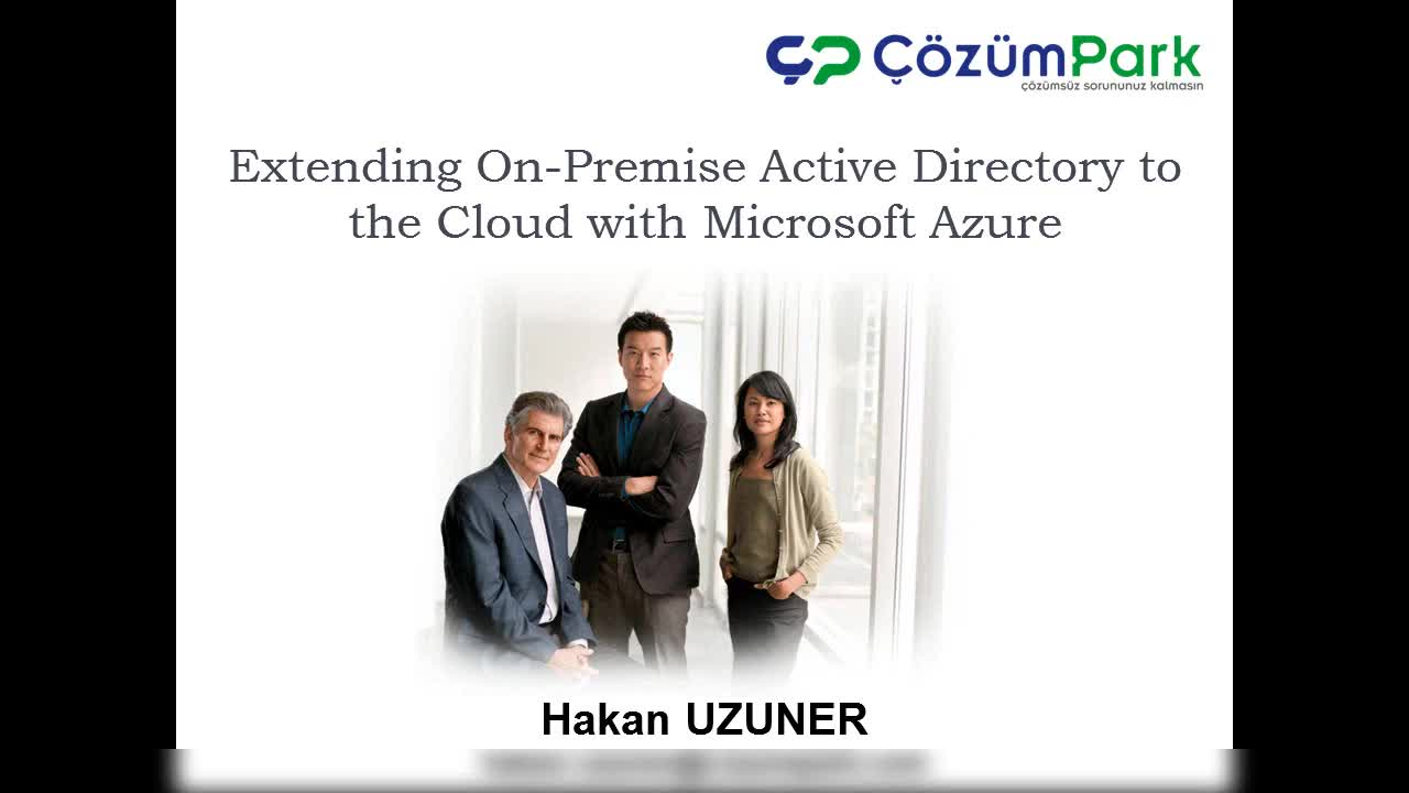 Extending On-Premise Active Directory to the Cloud with Microsoft Azure