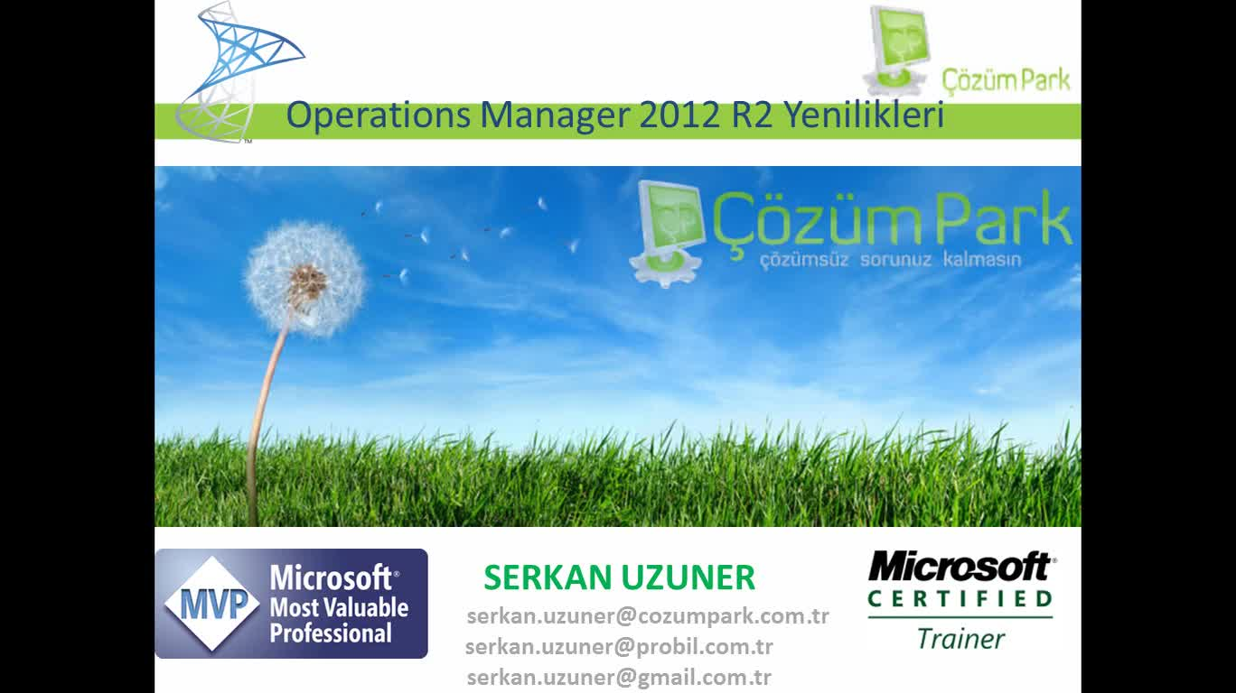 System Center Configurations Operations 2012 R2 Yenilikleri