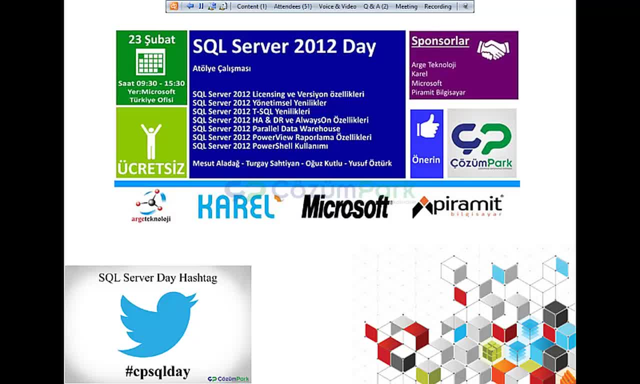 SQL Server 2012 Powerview