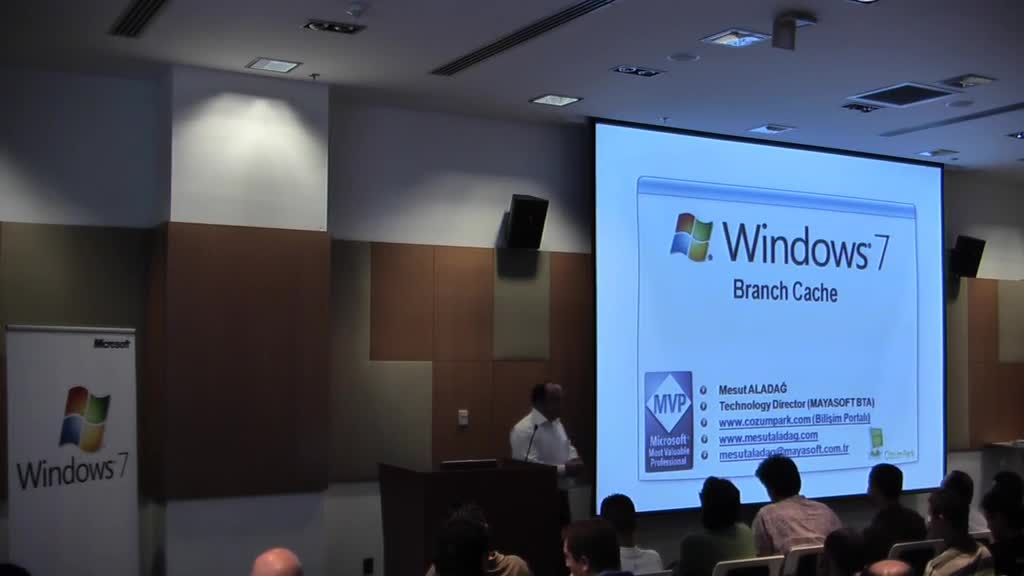 Windows 7 BranchCache