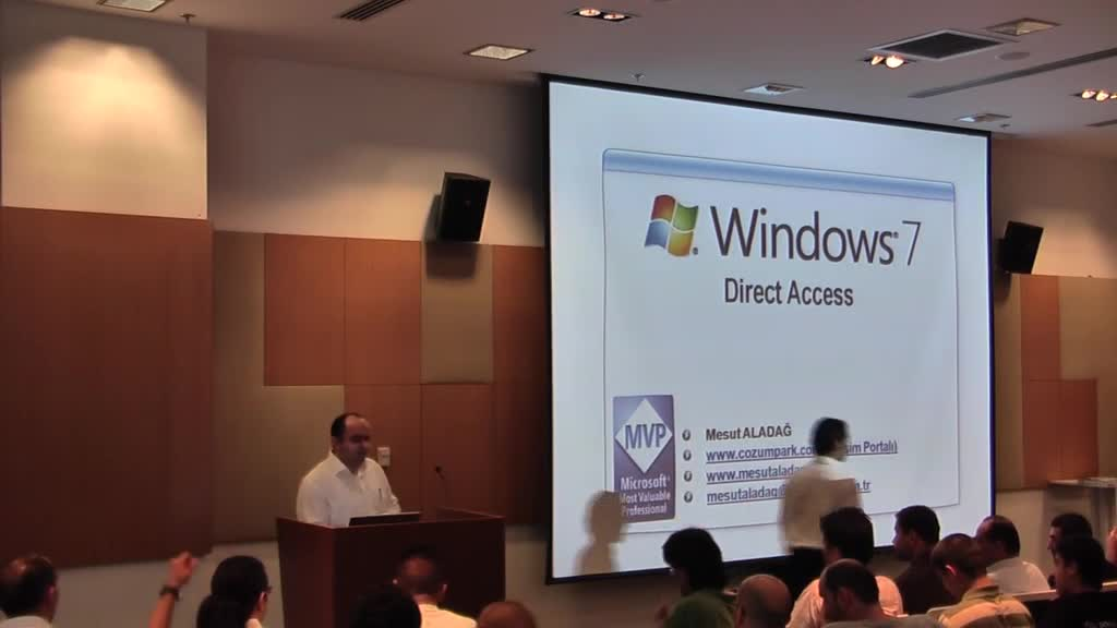 Windows 7 Direct Access
