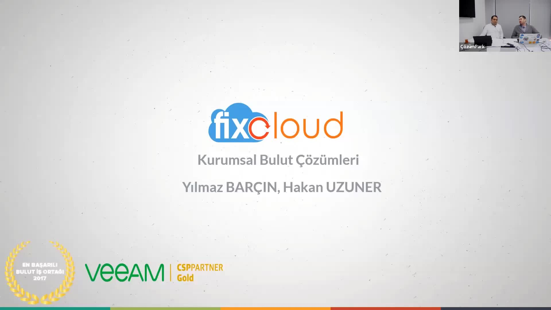 FixCloud - Private Cloud Hizmetleri