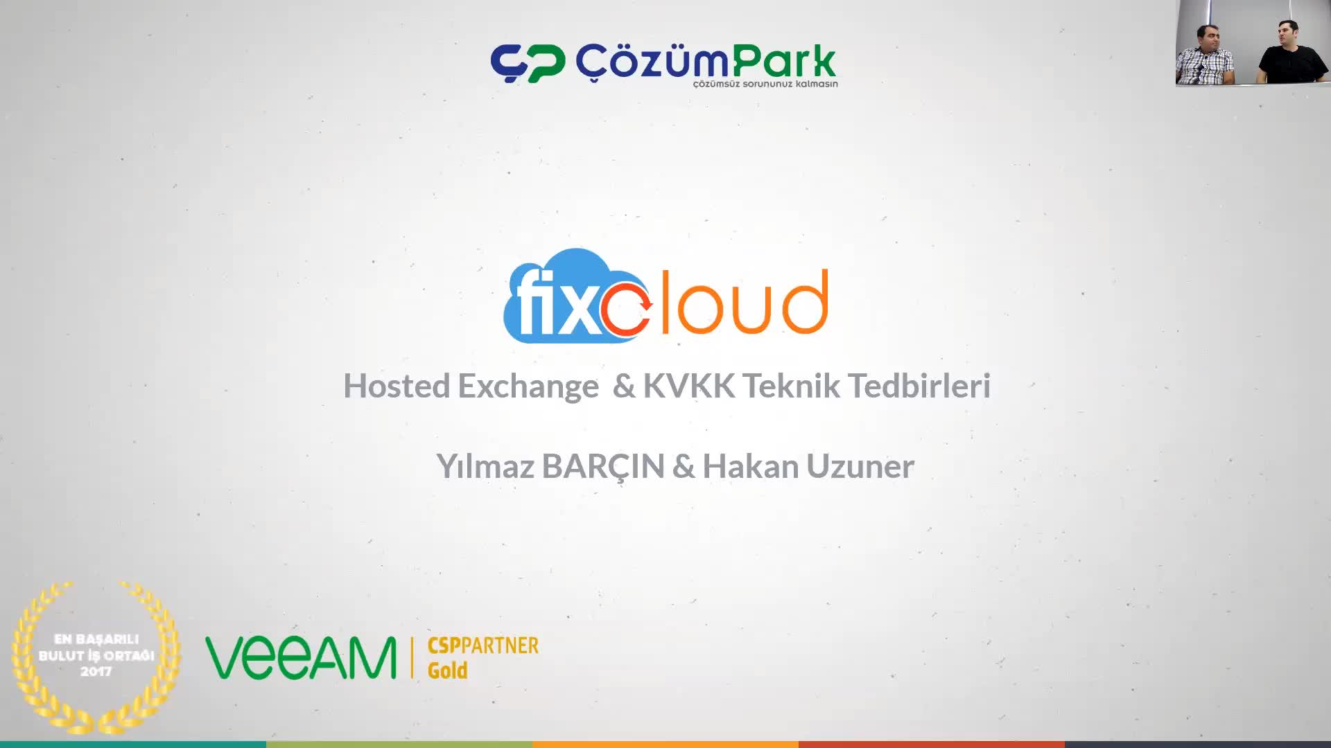 Hosted Exchange - KVKK Teknik Tedbirleri