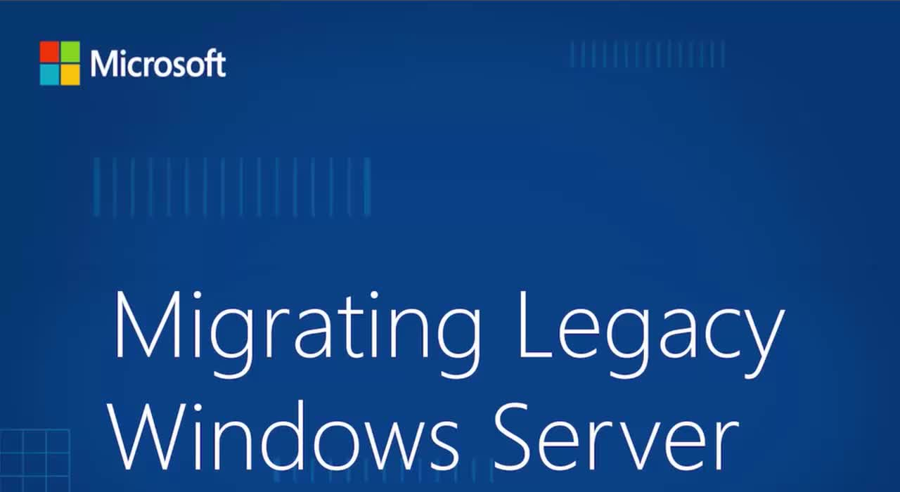 Introduction To Migrating Legacy Windows Server To Windows Server 2012 R2