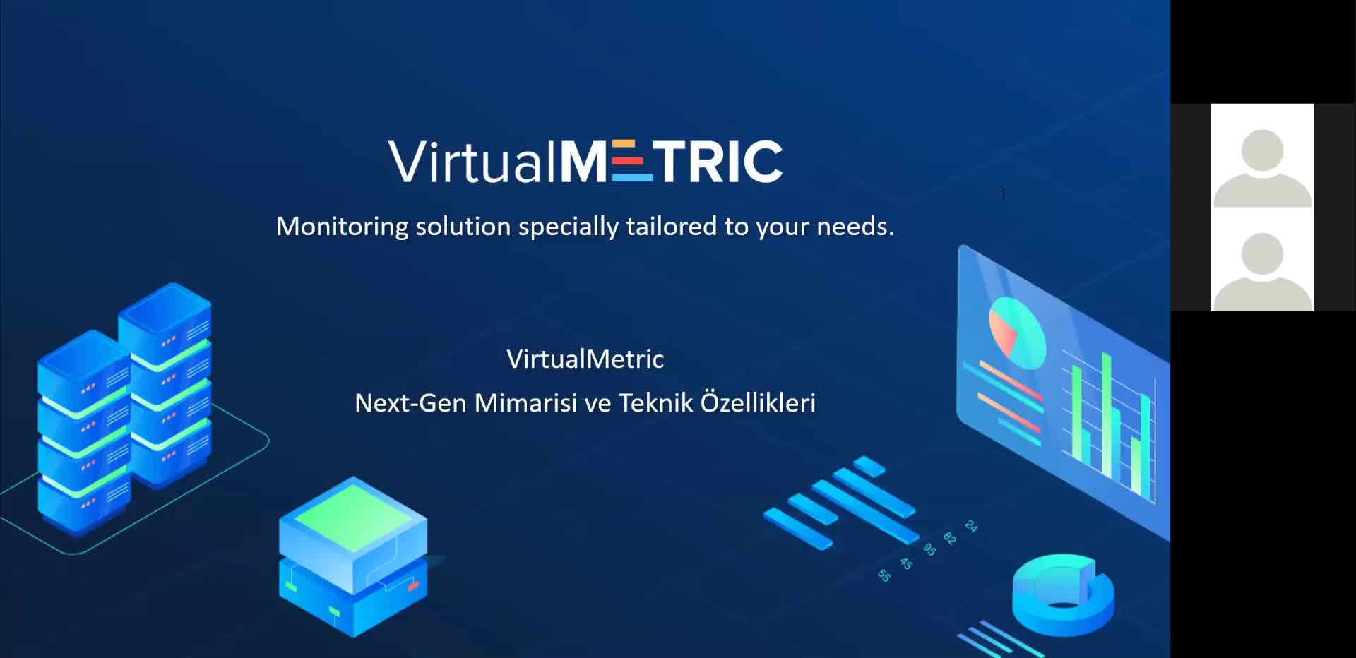 VirtualMetric - Server Performance Monitoring and Auditing Next-Gen Mimarisi ve Teknik Özellikleri